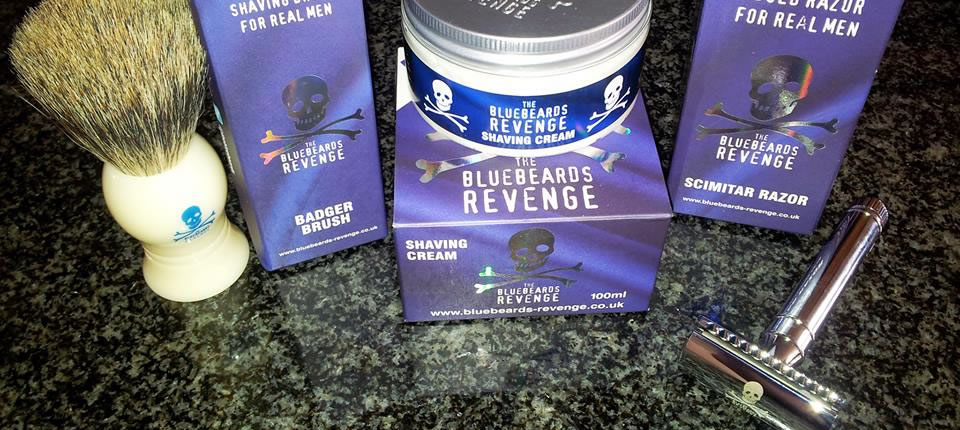 Bluebeards Revenge nominated for two FHM grooming awards