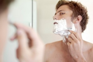 78621931 300x199 Clean shaven men have better job prospects, study shows