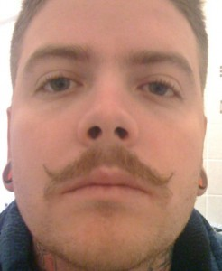 me movember 246x300 Send us your Movember pics