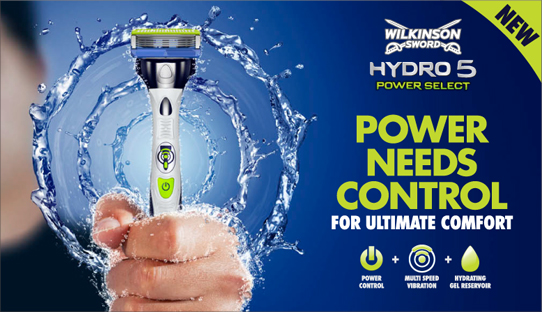 Hydro5 KV Why a double edge razor is technically better than a cartridge based razor system