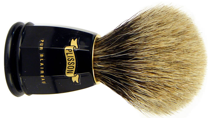 Stirling Synthetic Kong Shaving Brush Unboxing and Lather ...
