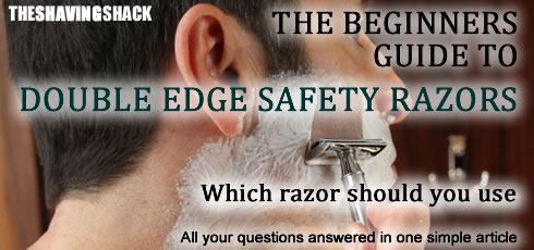 double edge shaving guide 490 Safety razor buying guide   How to choose the right DE safety razor