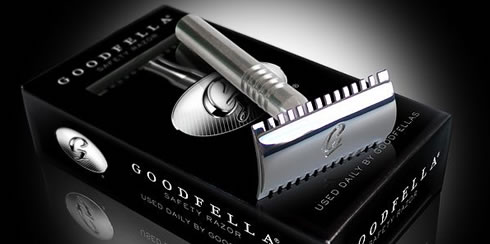 goodfella razor 490 Safety razor buying guide   How to choose the right DE safety razor