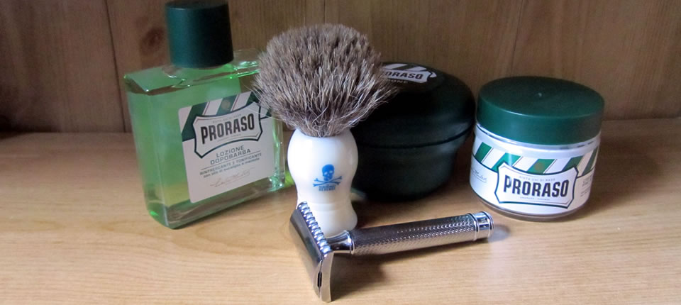 Ask Aaron Q/A: Proraso Shaving Cream: Tub vs Tube