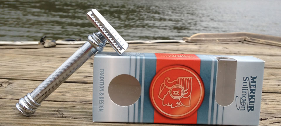 The history and rising popularity of the slant bar double edge safety razor