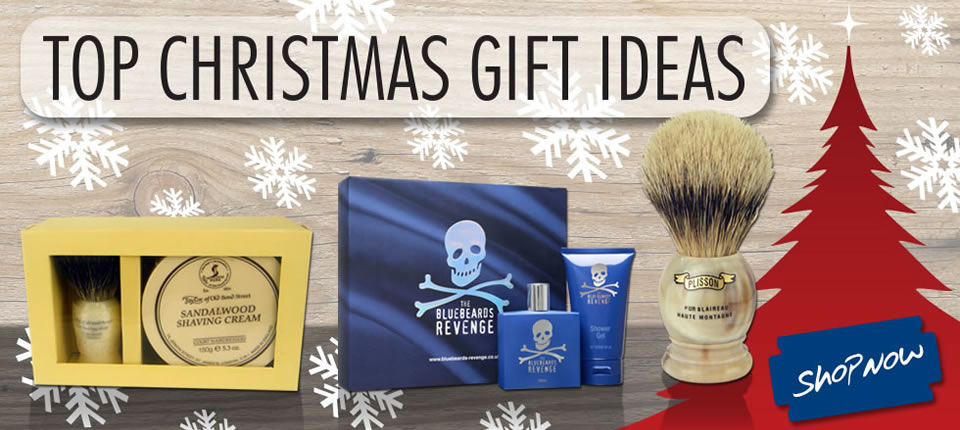 The Shaving Shack Christmas Gift Guide – Top Gift Ideas for Men