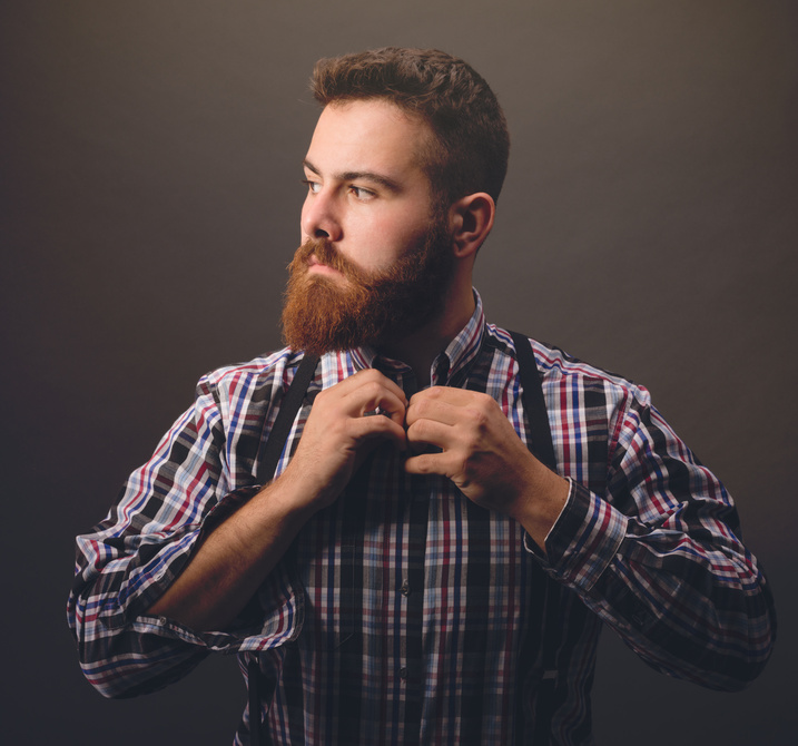 beard styling tips