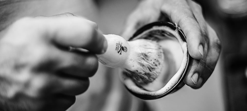 What's in a shaving brush? Part 1