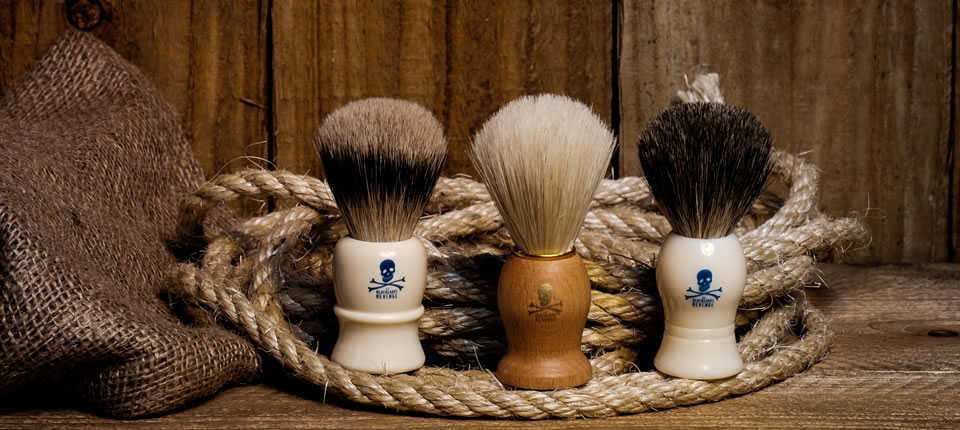 What's in a Shaving Brush? Part 2