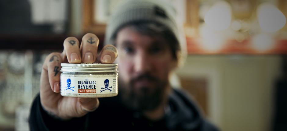 Why every man should be using a face scrub (it's a great pre-shave product)