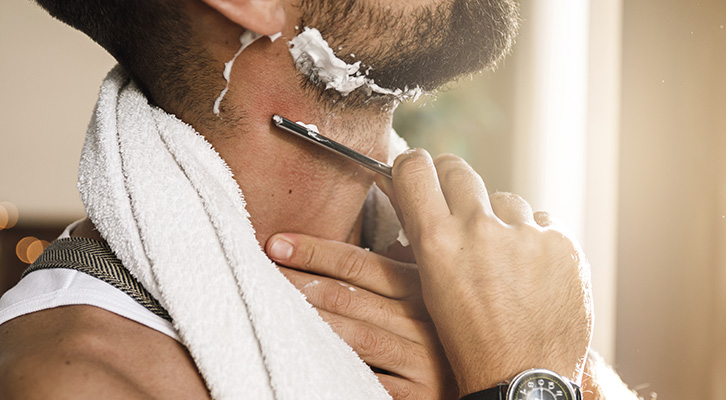 How to reduce razor rash after a traditional wet shave