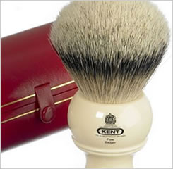 All Badger Hair Shaving Brushes