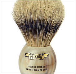 Plisson Shaving Brushes