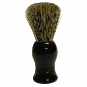 Pure Bristle Shaving Brush (Black)