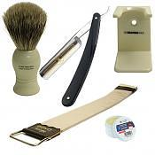 Cuthroat/Open Razor Starter Kit