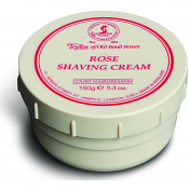 Taylor of Old Bond St Shaving Cream (Rose 150g)
