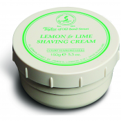 Taylor of Old Bond St Shaving Cream (Lemon & Lime 150g)