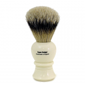 Progress Vulfix 2235 Super Badger Shaving Brush (Cream)