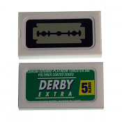 10 Derby Extra and 10 Israeli Made Double Edged Razor Blades