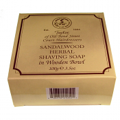 Taylor Of Old Bond St Sandalwood Soap and Bowl