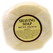 Mitchell's Wool Fat Shaving Soap Refill (120g)