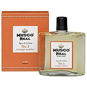 Musgo Real No1 Orange Amber Cologne (100ml)