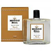 Musgo Real No3 Spiced Citrus Cologne (100ml)