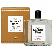 Musgo Real No3 Spiced Citrus (100ml)
