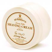 DR Harris Almond Shaving Cream Bowl (150g)