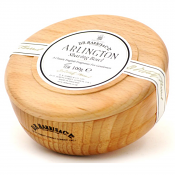 DR Harris Arlington Shaving Soap & Bowl Beech (100g)