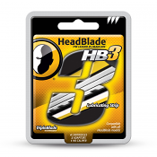 HeadBlade Replacement Triple Blades Kit pack of 4