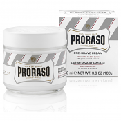 Proraso Pre and Post Shave Cream for Ultra Sensitive Skin (100ml)