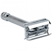 Parker 80R Super HeavyWeight Butterfly Open Safety Razor