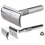 The Goodfella Chrome Safety Razor