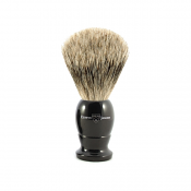 Edwin Jagger Best Badger Brush Medium (Ebony)
