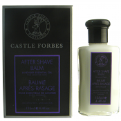 Castle Forbes Lavender Essential Oil Aftershave Balm (125 ml)