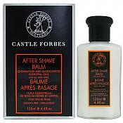 Castle Forbes Cedarwood & Sandalwood Oil Aftershave Balm 125 ml