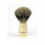 Edwin Jagger Chatsworth Best Badger Brush (Ivory)