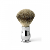 Edwin Jagger Chatsworth Best Badger Brush (Chrome)