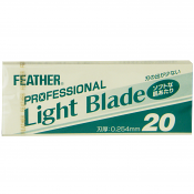 20 Feather Professional Light Blades