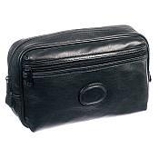 Rimini Leather Holdall Wash Bag (Medium)