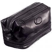 Milano Washbag Large Framed Top Black (Large)