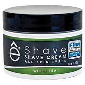 E-Shave White Tea Shaving Cream (120g)