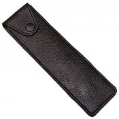Parker Leather Straight Razor Case