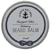 The Brighton Beard Company Creampot Tom's Jasmin & Lemon Beard Balm (30ml)