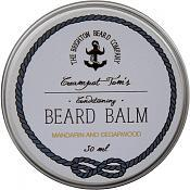 The Brighton Beard Company Creampot Tom's Mandarin & Cedarwood Beard Balm (30ml)