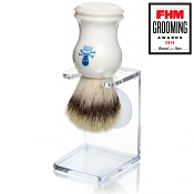 "The Bluebeards Revenge ""Vanguard"" Synthetic Brush and Stand Gift Set"