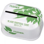 Feather Double-Edged Razor Blade Bank