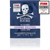 The Bluebeards Revenge Brushless Shaving Solution Sachet (5ml)