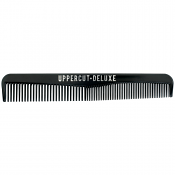 Uppercut Deluxe Pocket Comb (Black)